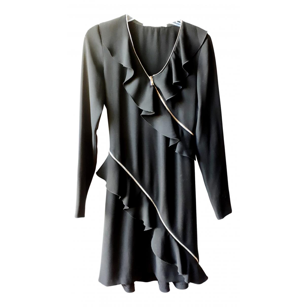 Jc De Castelbajac \N Black dress for Women 38 FR