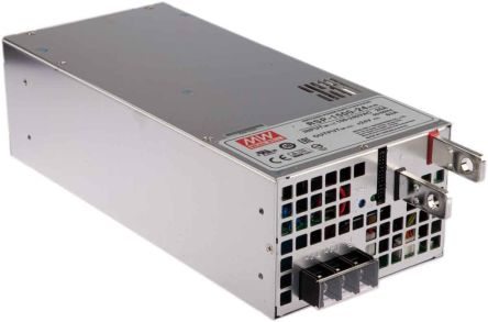 Mean Well , 1.5kW Embedded Switch Mode Power Supply SMPS, 24V dc, Enclosed