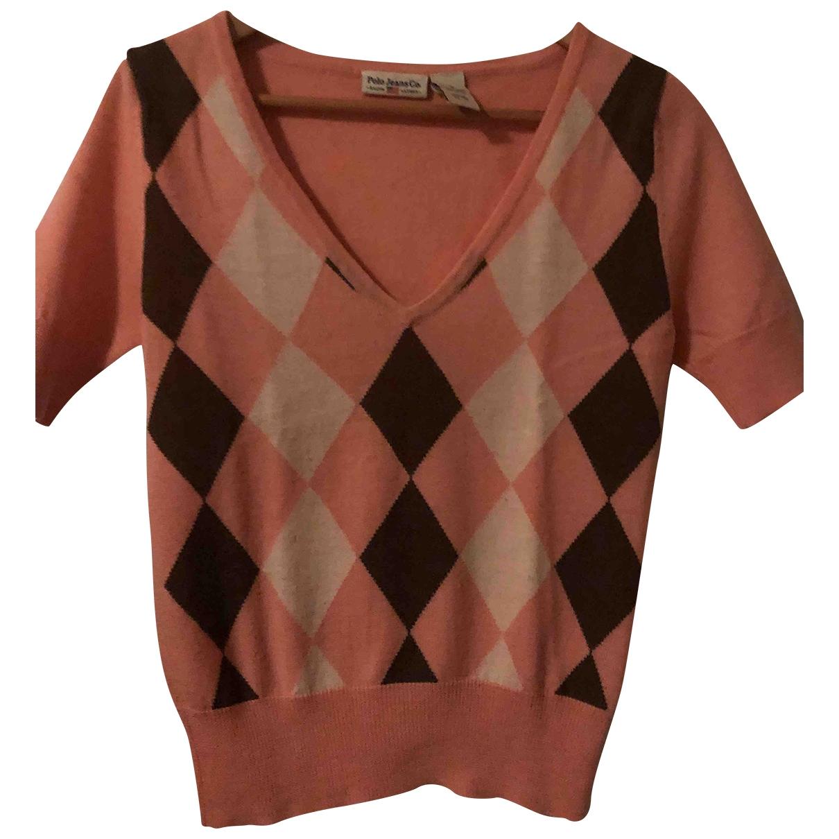 Ralph Lauren Purple Label \N Pink Wool Knitwear for Women M International