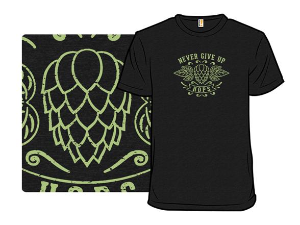 Hops Matter T Shirt