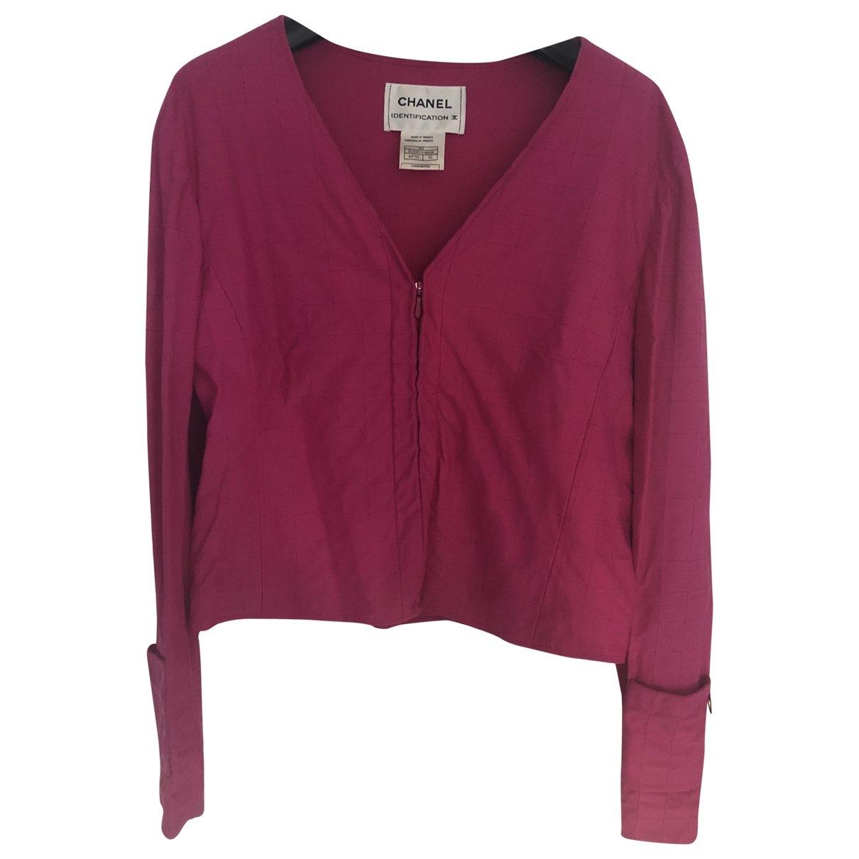 Chanel \N Pink Knitwear for Women 42 FR