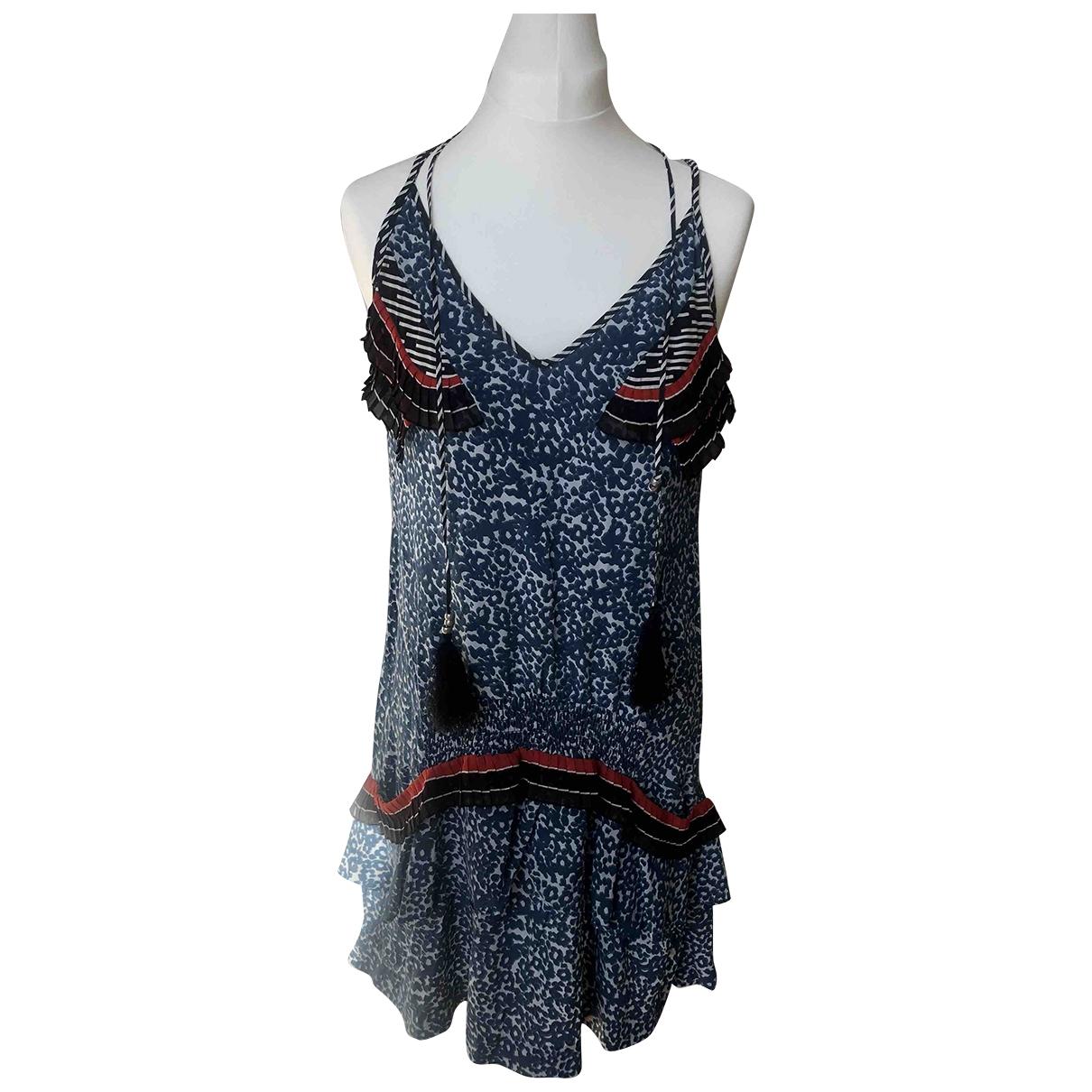Vestido midi de Seda See By Chloe