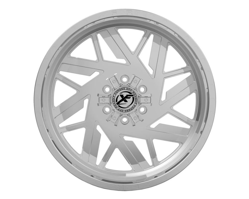 XF Off-Road XFX-306 Wheel 20x9 8x165.1|8x170 0mm Chrome