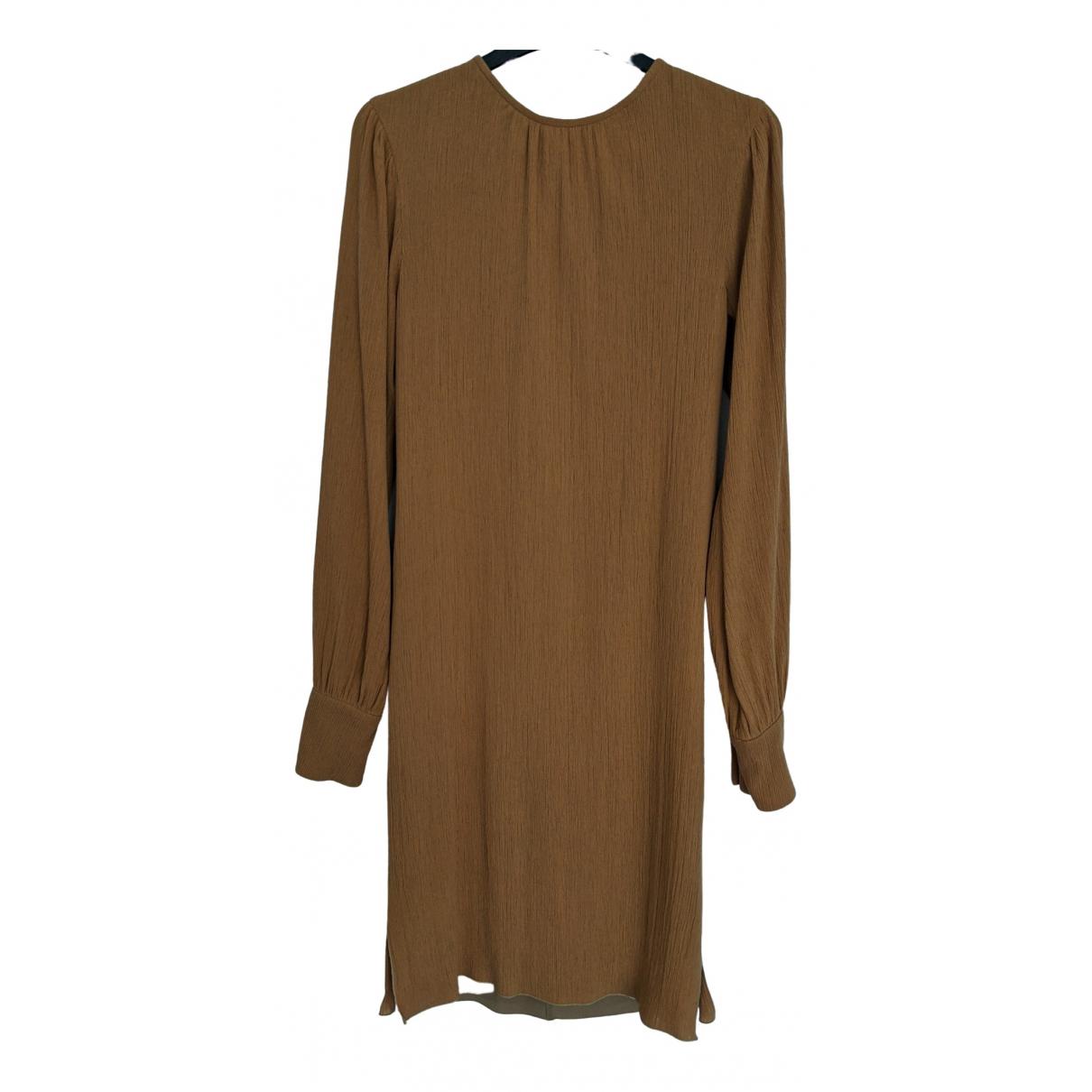 Paul Smith \N Kleid in  Beige Baumwolle