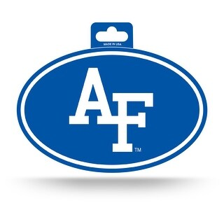 Air Force Falcons Oval Decal Sticker Full Color New 3X5 Inches Free Shipping - M (M)
