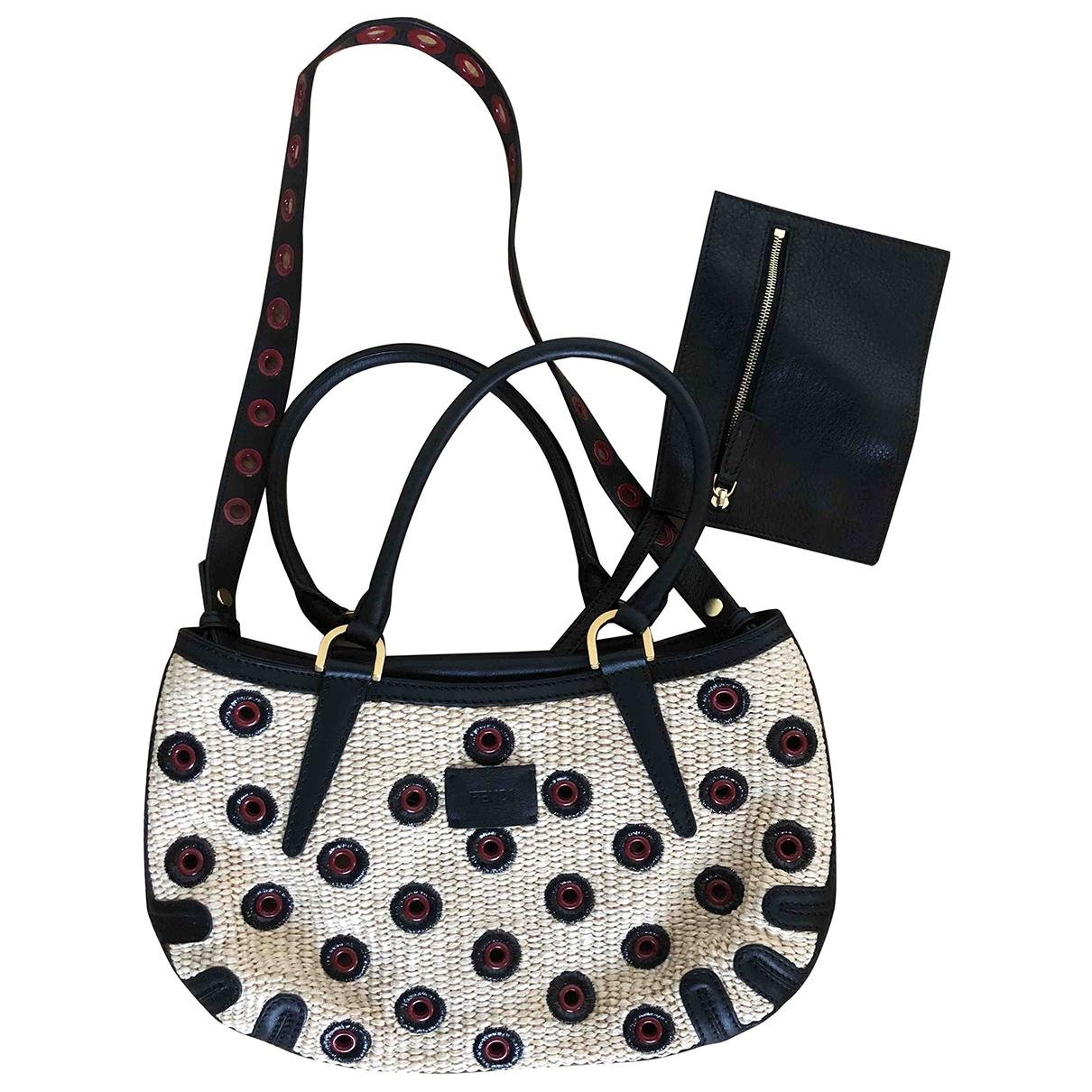 Fendi \N Beige Wicker handbag for Women \N
