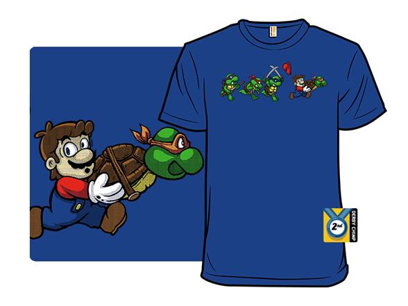 Turtle Trouble T Shirt