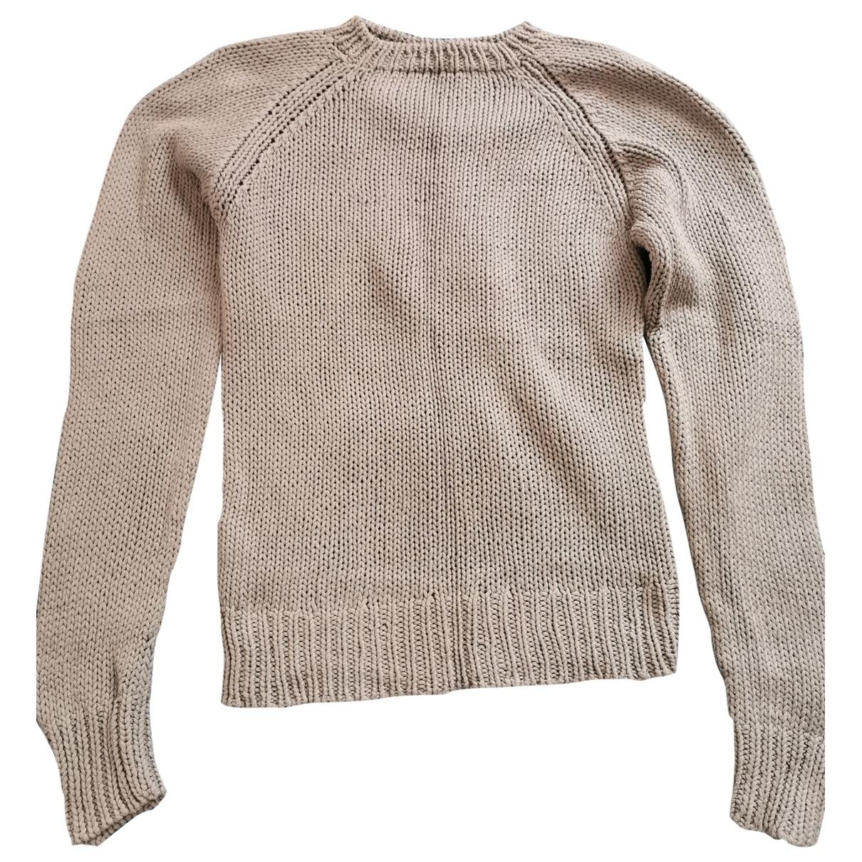 Dkny \N Pullover.Westen.Sweatshirts  in  Grau Baumwolle