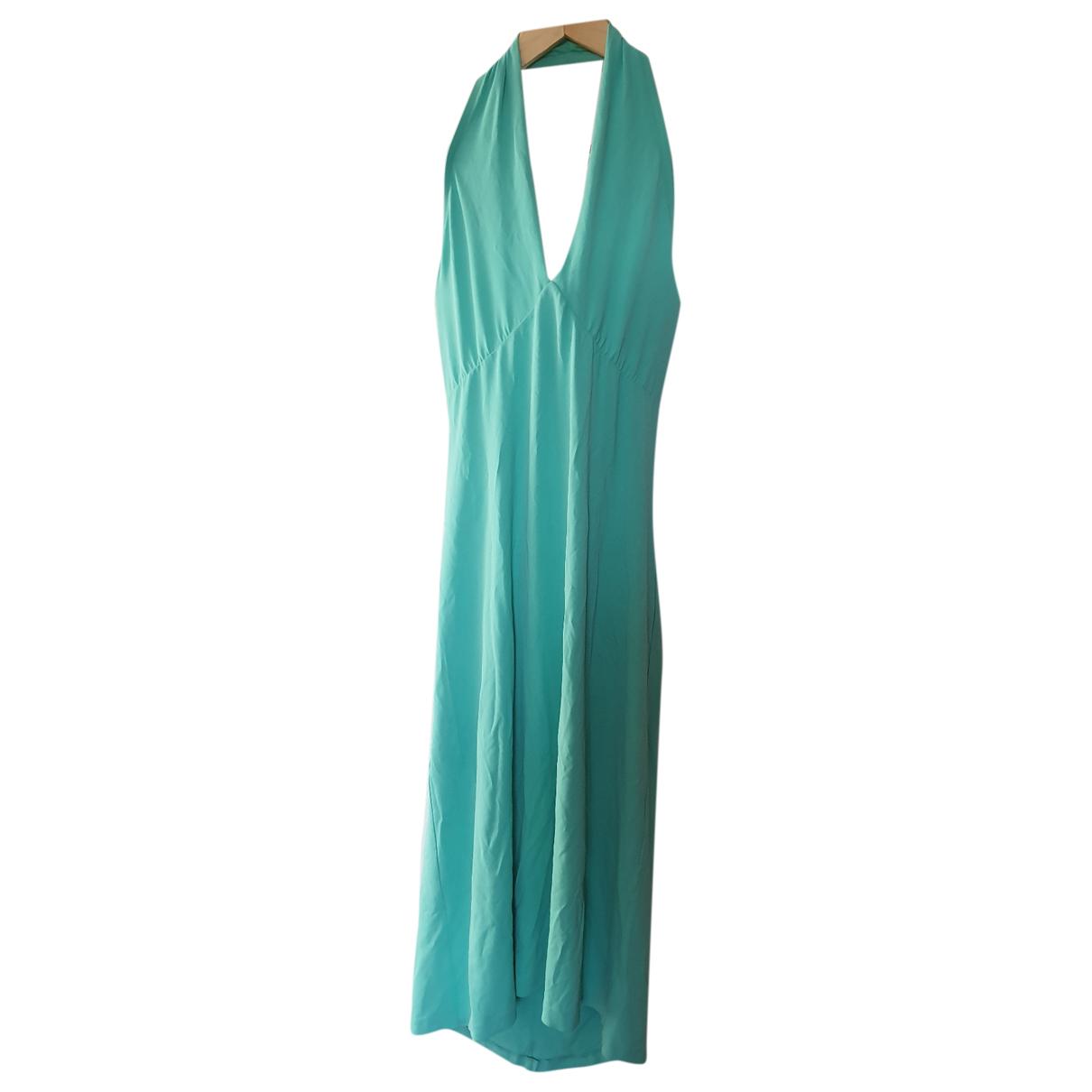 La Perla \N Kleid in  Tuerkis Synthetik
