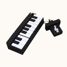 1 Stueck USB-Stick mit Piano Design
