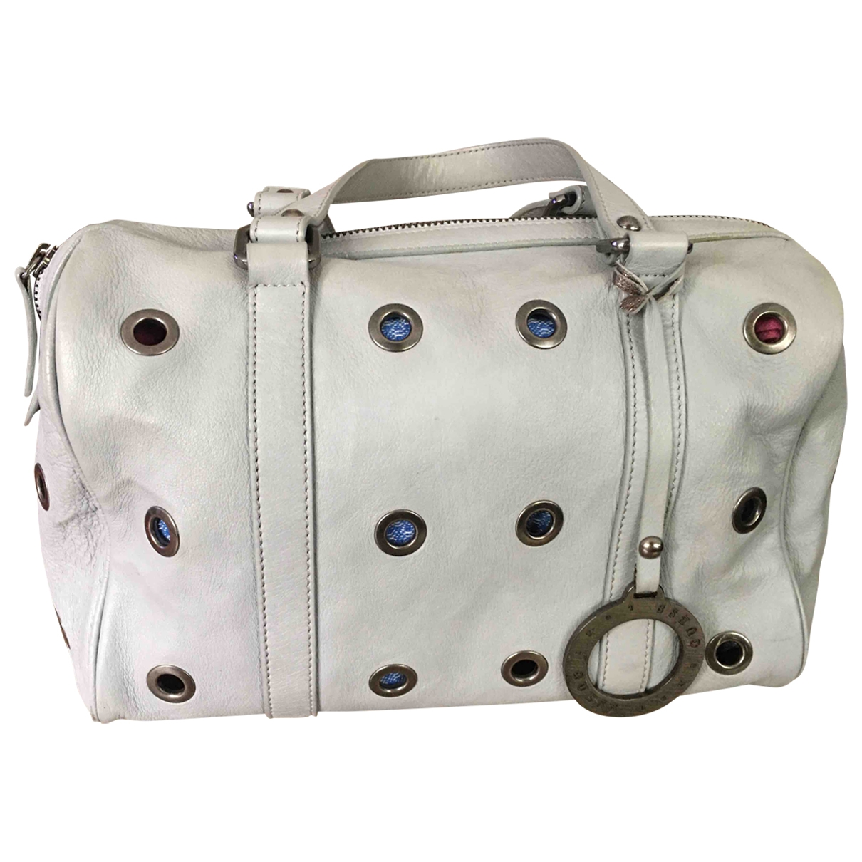 Guess \N Blue Leather handbag for Women \N