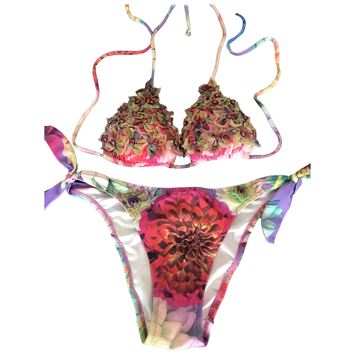 Non Signé / Unsigned \N Multicolour Swimwear for Women 40 IT