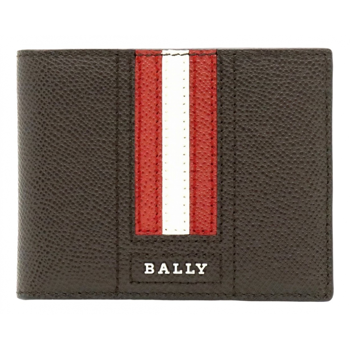 Bally \N Brown Leather Small bag, wallet & cases for Men \N