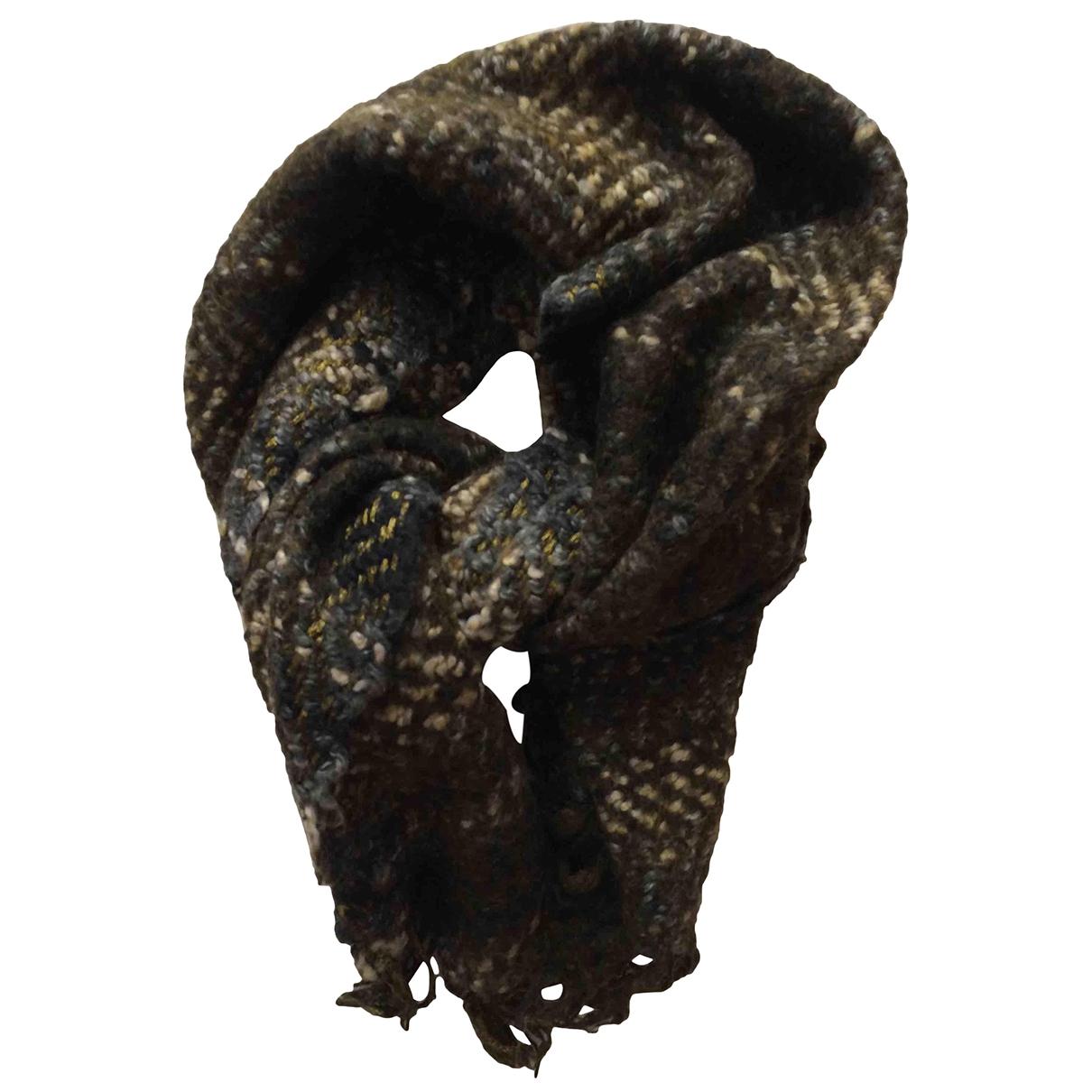 Faliero Sarti \N Multicolour Wool scarf for Women \N