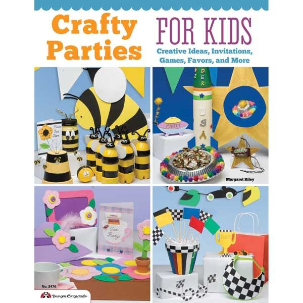 Crafty Parties for Kids