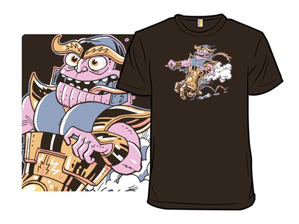 Racing The Gauntlet T Shirt