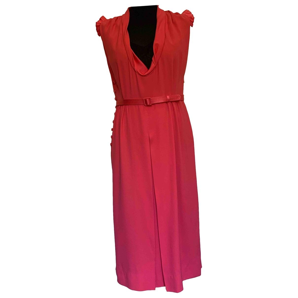 Marc Jacobs \N Kleid in  Rosa Synthetik