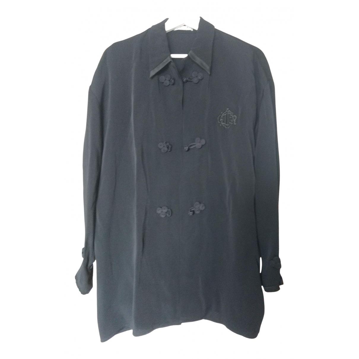 Dior - Manteau   pour femme - noir