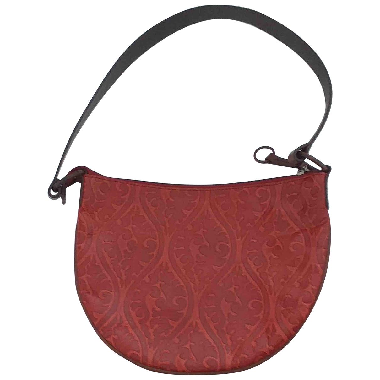Dkny \N Leather handbag for Women \N