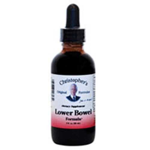 Lower Bowel Extract 2 OZ by Dr. Christophers Formulas