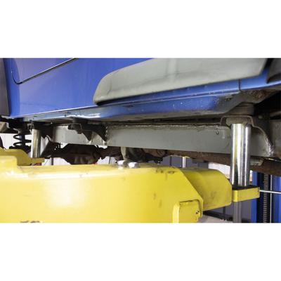 Kentrol Rust Buster Center Frame Skid Plate Mount - RB3062L