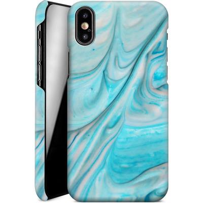 Apple iPhone X Smartphone Huelle - Hawaii von Benn Dover