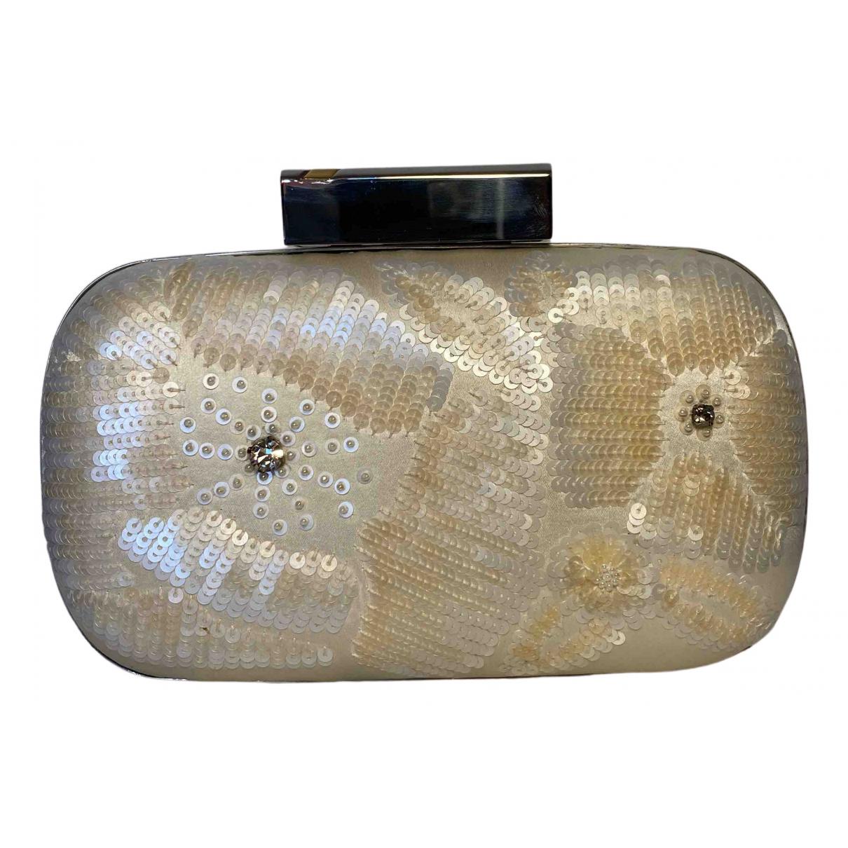 Matthew Williamson N White Silk Clutch bag for Women N