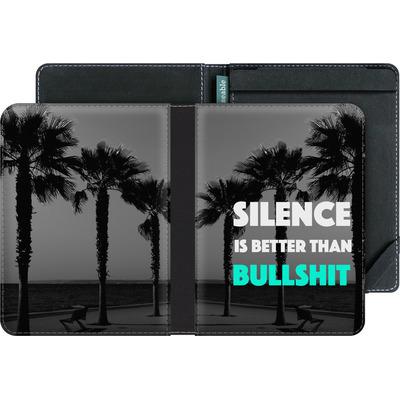 tolino vision 2 eBook Reader Huelle - Silence Is Better von Statements