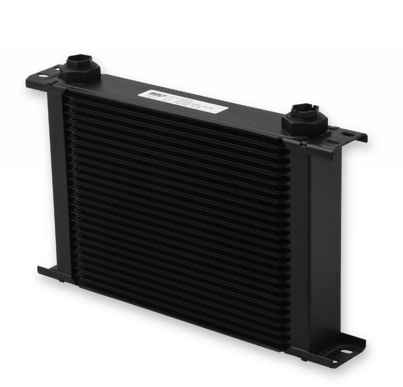 Earl's Performance 425ERL 25 ROW ULTRAPRO COOLER WIDE BLACK