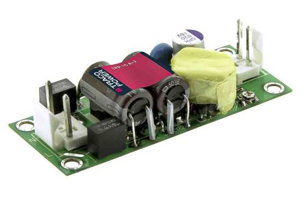 TRACOPOWER , 15W Embedded Switch Mode Power Supply SMPS, 24V dc, Open Frame, Medical Approved
