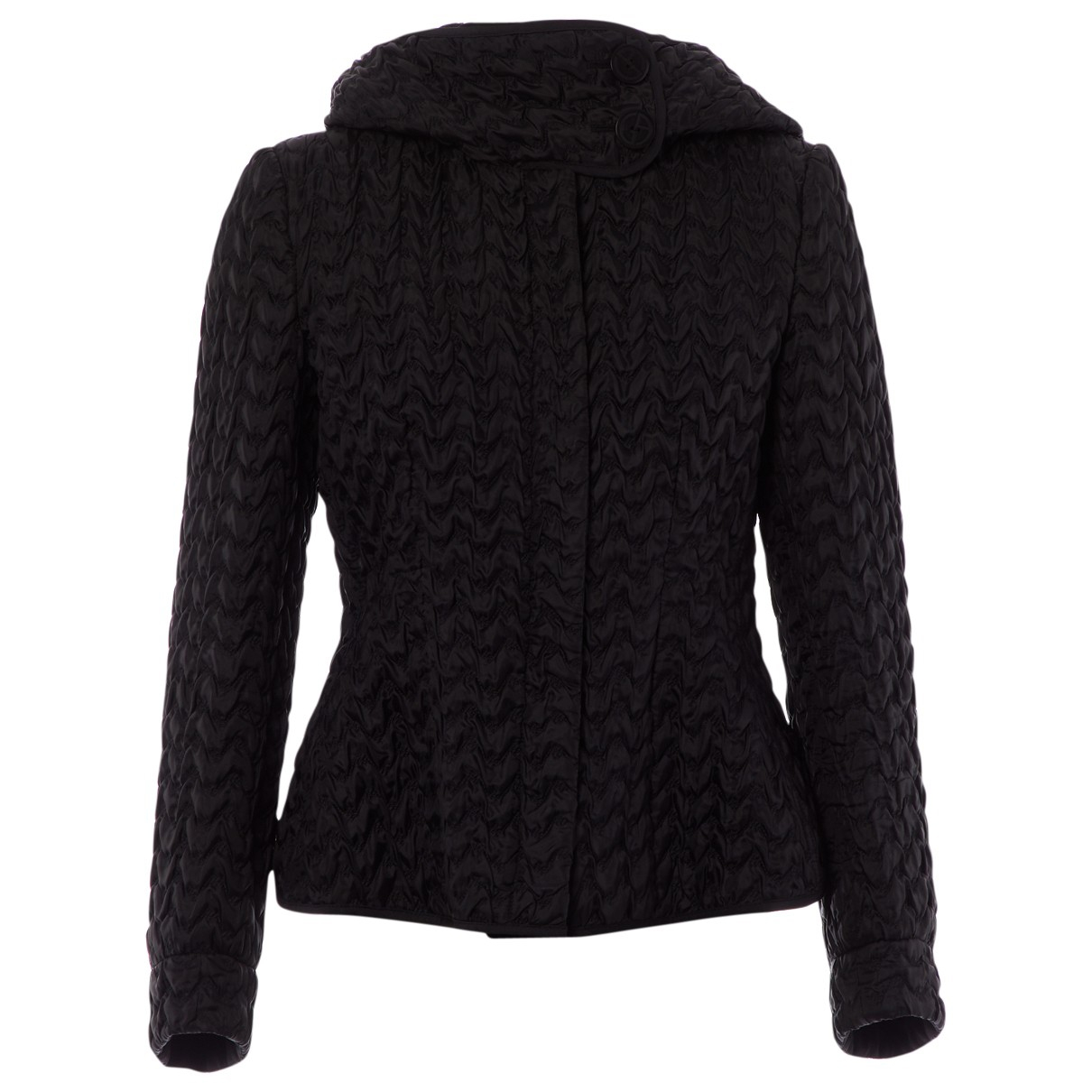 Giorgio Armani \N Black jacket for Women 42 IT