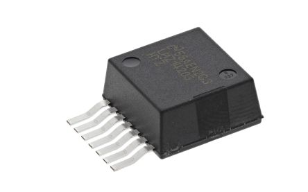 Texas Instruments , LMZ14203HTZE/NOPB DC-DC Converter, 1-Channel 3A Adjustable 7-Pin, TO-PMOD