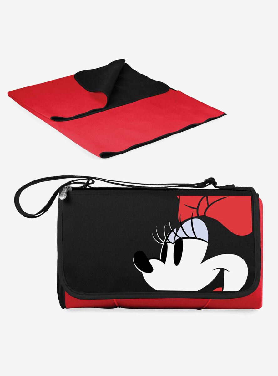 Disney Minnie Mouse Outdoor Picnic Blanket