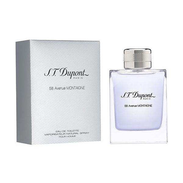 58 Avenue Montaigne - St Dupont Eau de Toilette Spray 100 ml