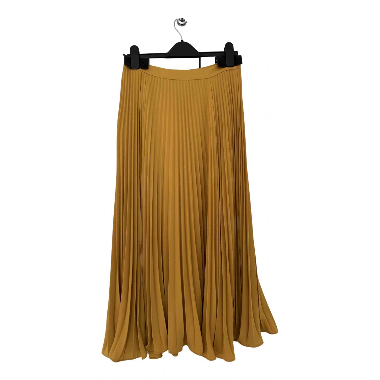 Boden - Jupe   pour femme - jaune