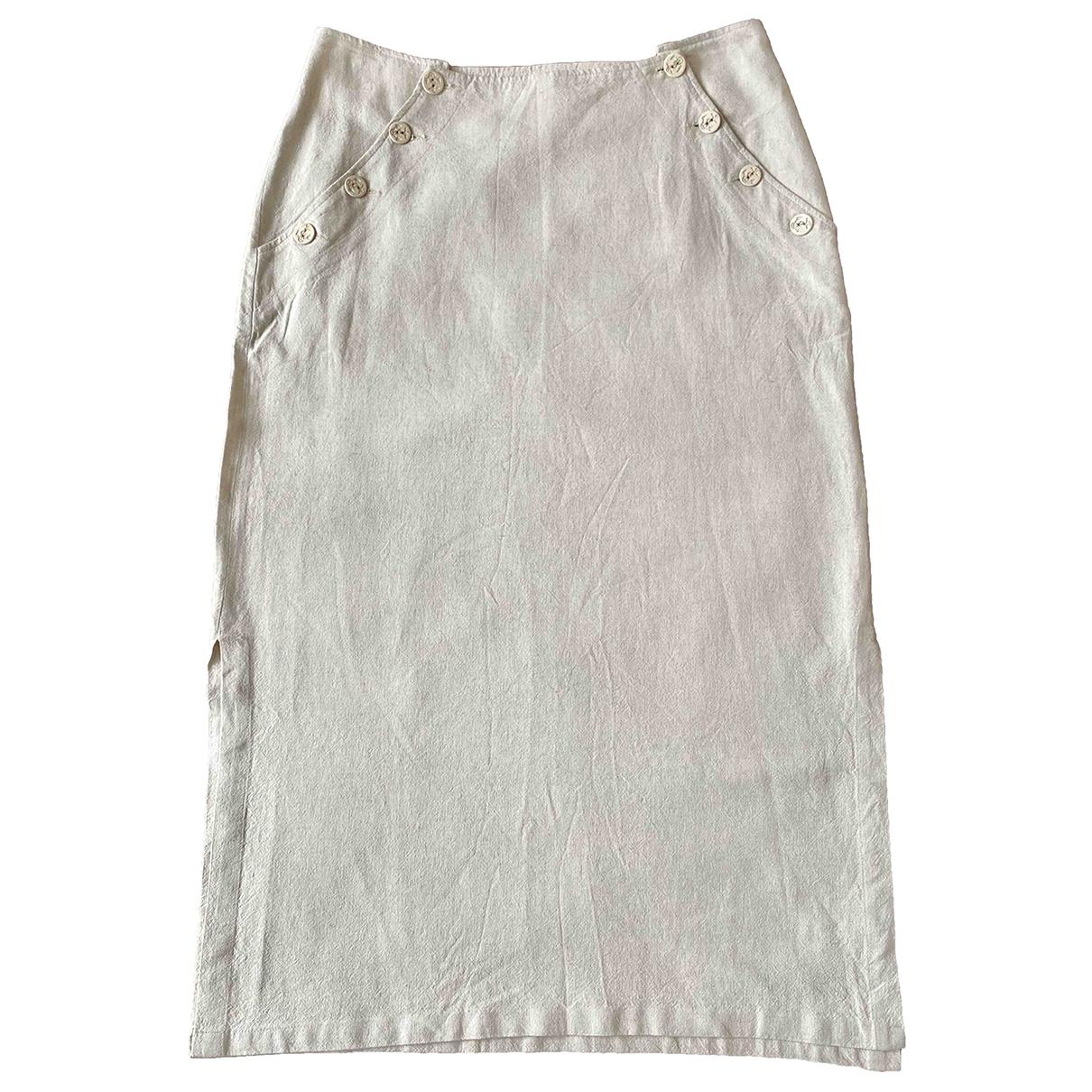 Falda maxi de Lino Armor-lux