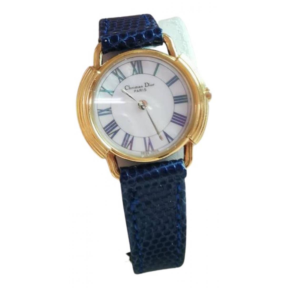 Dior N Steel watch for Women N