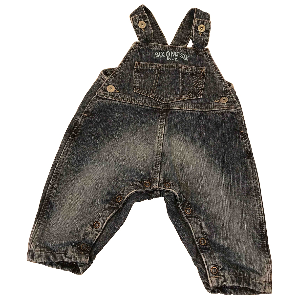 Ikks \N Blue Denim - Jeans Trousers for Kids 3 months - up to 60cm FR