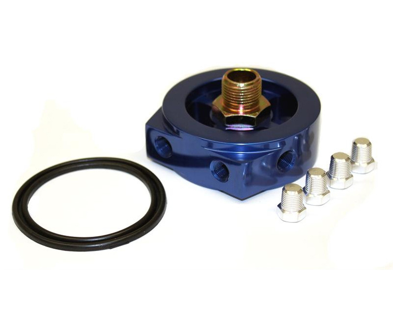 Prosport Performance Oil Filter Adaptor Plate Fits Mazda 6   6 cylinder 03-14