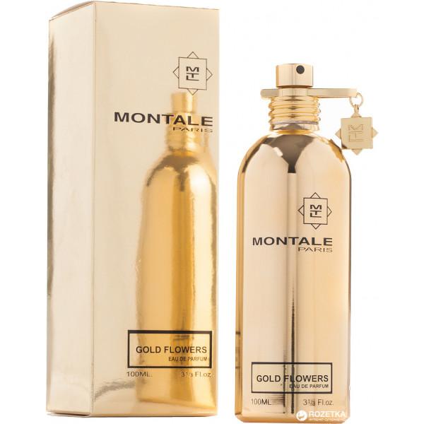 Gold Flowers - Montale Eau de parfum 100 ML