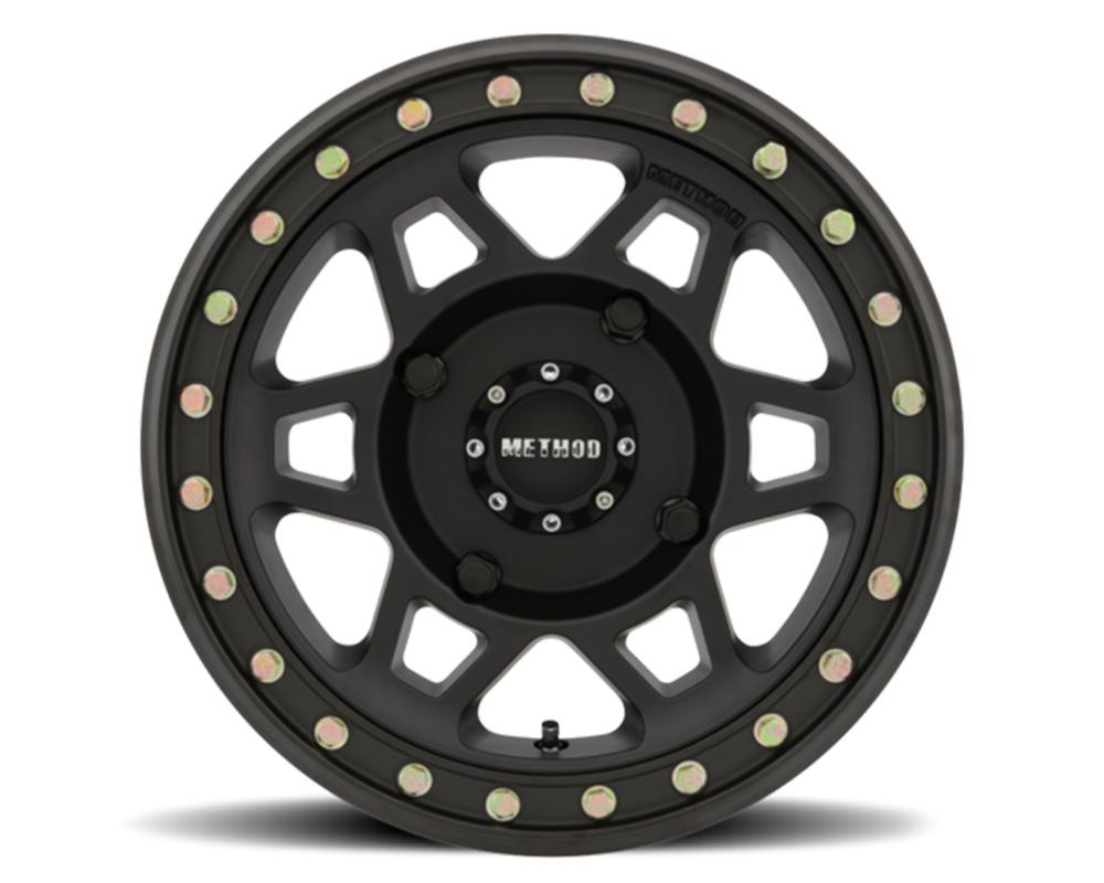 Method MR405 Matte Black UTV Wheel 15x7 4x156 38mm
