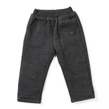 Toddler Boys Patched Slant Pocket Pants