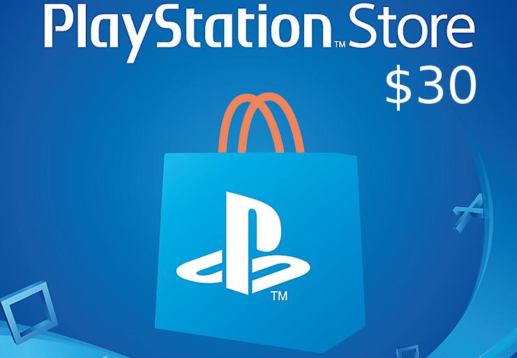 PlayStation Network Card $30 AU