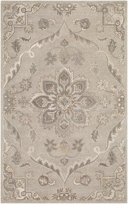 Caesar CAE-1201 8' x 11' Rectangle Traditional Rug in