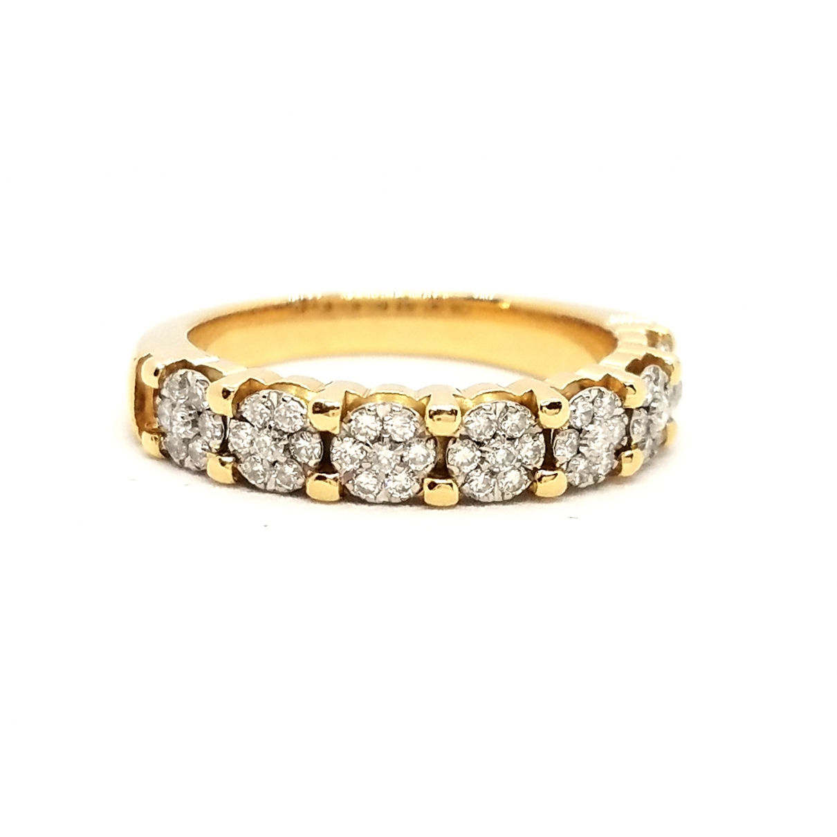 Non Signé / Unsigned \N Gold Yellow gold ring for Women \N