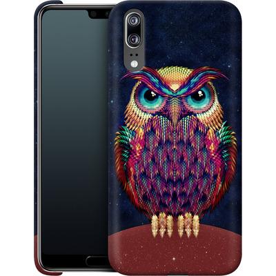 Huawei P20 Smartphone Huelle - Owl von Ali Gulec