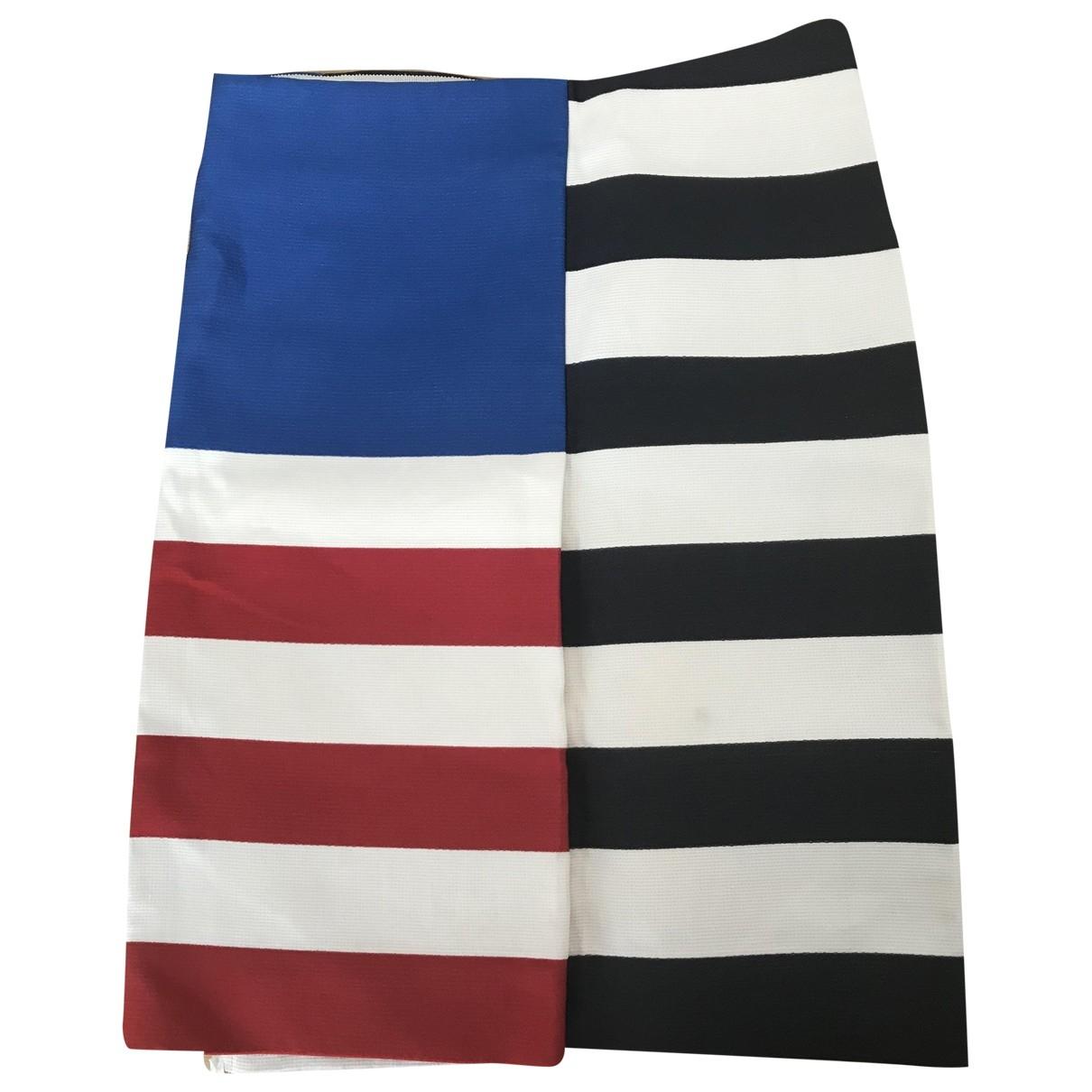Acne Studios \N Multicolour Cotton skirt for Women 34 FR