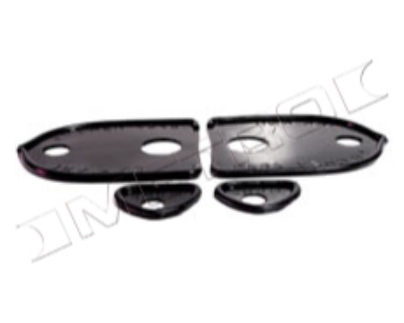 Metro Moulded MP 484-B Trunk Handle Pad Chevrolet 1950