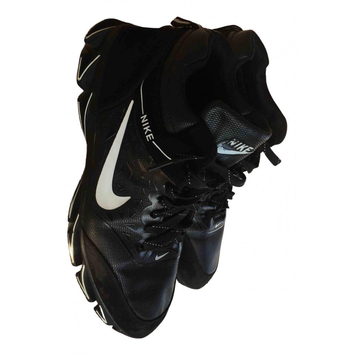Nike N Black Trainers for Men 45.5 EU