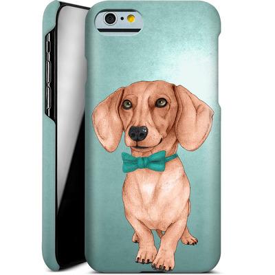 Apple iPhone 6 Smartphone Huelle - Dachshund the Wiener Dog von Barruf
